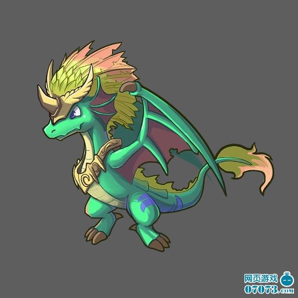 游戏中玩家所扮演的宠物角色形象可爱,风趣,正是游戏q版可爱画风的