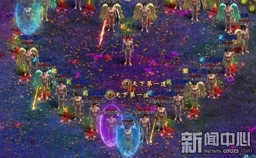 精彩上演《赤月传说》来自星星的内功_游戏资